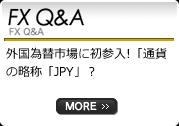 FX Q&A